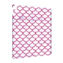 SCALES1 WHITE MARBLE & PINK DENIM (R) Apple iPad Pro 10.5   Hardshell Case View2