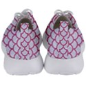 SCALES1 WHITE MARBLE & PINK DENIM (R) Men s Lightweight Sports Shoes View4