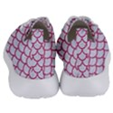 SCALES1 WHITE MARBLE & PINK DENIM (R) Women s Lightweight Sports Shoes View4