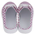 SCALES1 WHITE MARBLE & PINK DENIM (R) Half Slippers View4