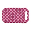 SCALES1 WHITE MARBLE & PINK DENIM Samsung Galaxy S III Hardshell Case (PC+Silicone) View1