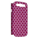 SCALES1 WHITE MARBLE & PINK DENIM Samsung Galaxy S III Hardshell Case (PC+Silicone) View2