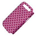 SCALES1 WHITE MARBLE & PINK DENIM Samsung Galaxy S III Hardshell Case (PC+Silicone) View4