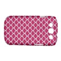 SCALES1 WHITE MARBLE & PINK DENIM Samsung Galaxy S III Classic Hardshell Case (PC+Silicone) View1