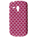 SCALES1 WHITE MARBLE & PINK DENIM Galaxy S3 Mini View3