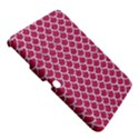SCALES1 WHITE MARBLE & PINK DENIM Samsung Galaxy Tab 3 (10.1 ) P5200 Hardshell Case  View5