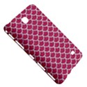 SCALES1 WHITE MARBLE & PINK DENIM Samsung Galaxy Tab 4 (7 ) Hardshell Case  View5