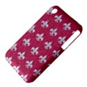 ROYAL1 WHITE MARBLE & PINK DENIM (R) iPhone 3S/3GS View4