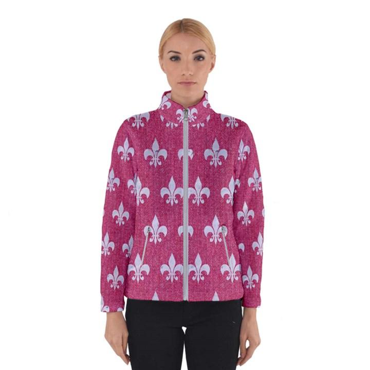ROYAL1 WHITE MARBLE & PINK DENIM (R) Winterwear
