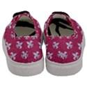 ROYAL1 WHITE MARBLE & PINK DENIM (R) Men s Classic Low Top Sneakers View4