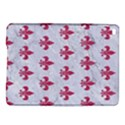 ROYAL1 WHITE MARBLE & PINK DENIM iPad Air 2 Hardshell Cases View1