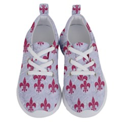 ROYAL1 WHITE MARBLE & PINK DENIM Running Shoes