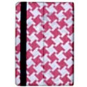 HOUNDSTOOTH2 WHITE MARBLE & PINK DENIM Apple iPad Pro 9.7   Flip Case View4