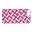 HOUNDSTOOTH2 WHITE MARBLE & PINK DENIM Apple iPhone 8 Plus Hardshell Case View1