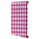 HOUNDSTOOTH1 WHITE MARBLE & PINK DENIM Apple iPad 3/4 Hardshell Case (Compatible with Smart Cover) View3