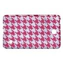 HOUNDSTOOTH1 WHITE MARBLE & PINK DENIM Samsung Galaxy Tab 4 (8 ) Hardshell Case  View1