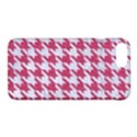 HOUNDSTOOTH1 WHITE MARBLE & PINK DENIM Apple iPhone 7 Plus Hardshell Case View1