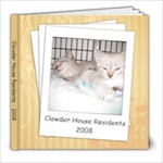 clowderhouse2 - 8x8 Photo Book (39 pages)