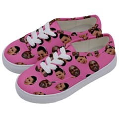 Crying Kim Kardashian Kids  Classic Low Top Sneakers by Valentinaart