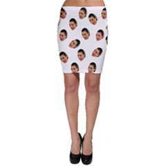 Crying Kim Kardashian Bodycon Skirt
