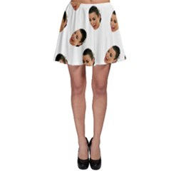 Crying Kim Kardashian Skater Skirt