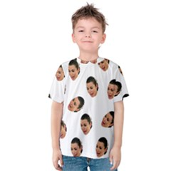 Crying Kim Kardashian Kids  Cotton Tee