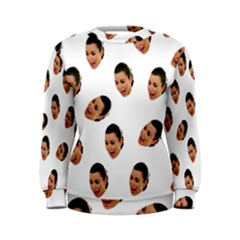 Crying Kim Kardashian Women s Sweatshirt