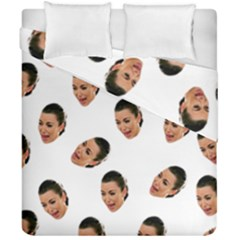 Crying Kim Kardashian Duvet Cover Double Side (california King Size)