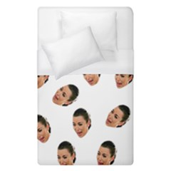 Crying Kim Kardashian Duvet Cover (single Size)
