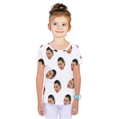 Crying Kim Kardashian Kids  One Piece Tee