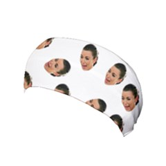 Crying Kim Kardashian Yoga Headband
