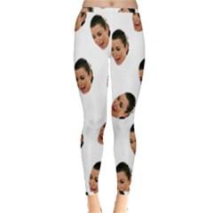 Crying Kim Kardashian Inside Out Leggings