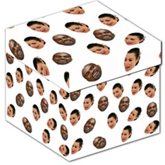 Crying Kim Kardashian Storage Stool 12