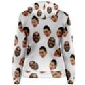 Crying Kim Kardashian Women s Pullover Hoodie View2