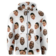 Crying Kim Kardashian Men s Zipper Hoodie