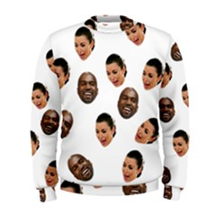 Crying Kim Kardashian Men s Sweatshirt