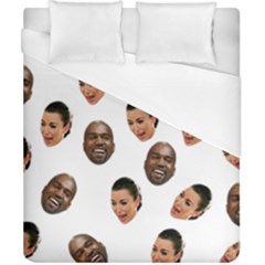 Crying Kim Kardashian Duvet Cover (california King Size)
