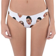 Crying Kim Kardashian Reversible Hipster Bikini Bottoms