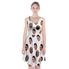 Crying Kim Kardashian Racerback Midi Dress