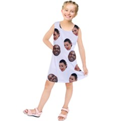 Crying Kim Kardashian Kids  Tunic Dress