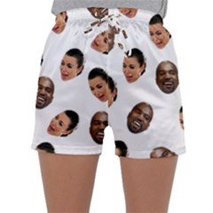 Crying Kim Kardashian Sleepwear Shorts