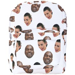 Crying Kim Kardashian Full Print Backpack