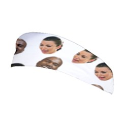 Crying Kim Kardashian Stretchable Headband