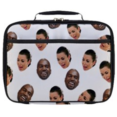 Crying Kim Kardashian Full Print Lunch Bag