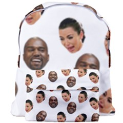 Crying Kim Kardashian Giant Full Print Backpack