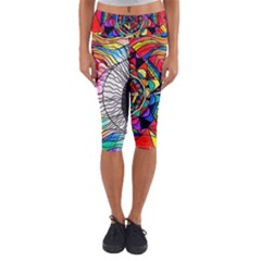 Return To Source   Capri Yoga Leggings