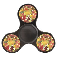 Autumn Fall Leaves Finger Spinner by LoolyElzayat