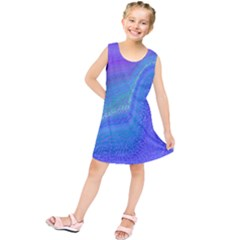 Marble Shades Elephant Texture Kids  Tunic Dress