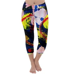 Global Warming 2 Capri Winter Leggings