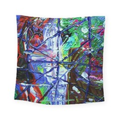 Depression 7 Square Tapestry (small)